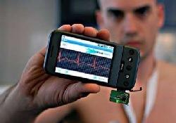 Ученые одобрили идею использования смартфона в качестве электрокардиографа