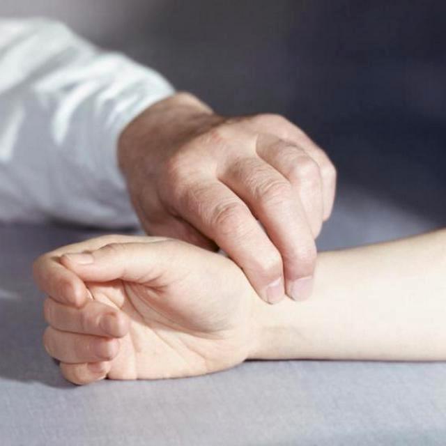 Рука на пульсе