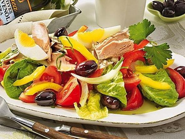 Средиземноморская диета защитит от сердечных заболеваний