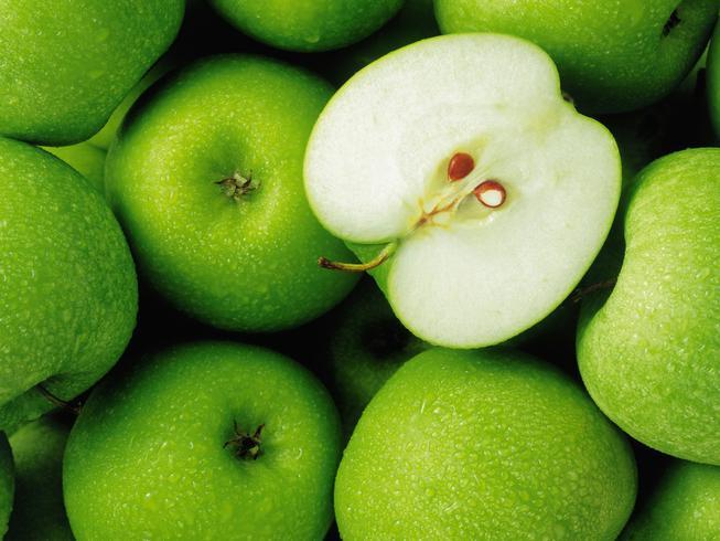 Одно яблоко в день сбережет от инфаркта