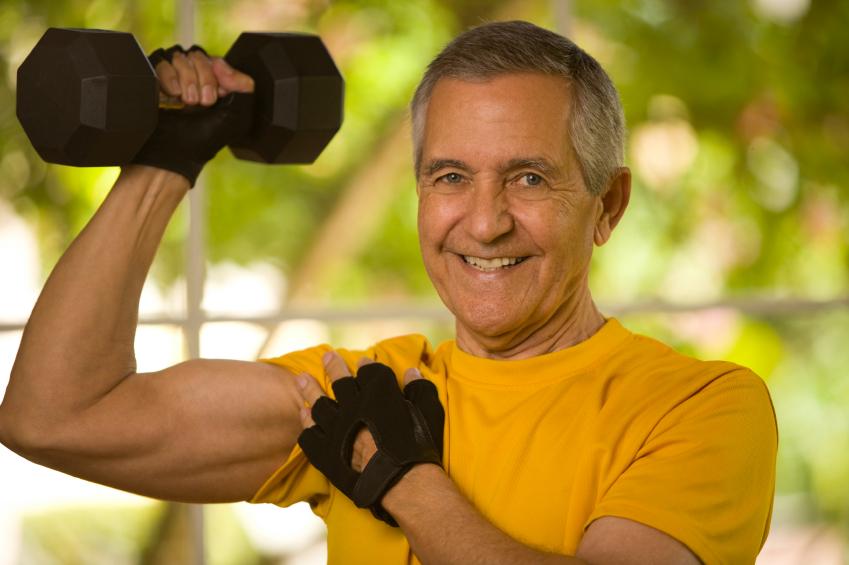 Почему спорт опасен для мужчин после 40 лет