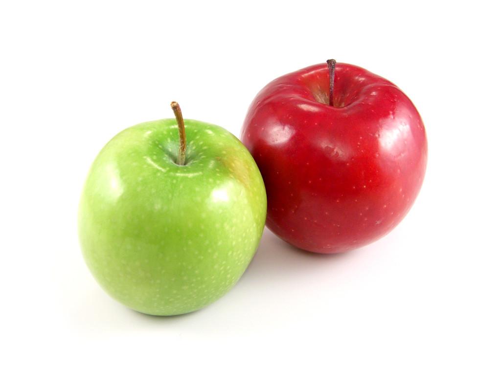 Яблоко и инфаркт