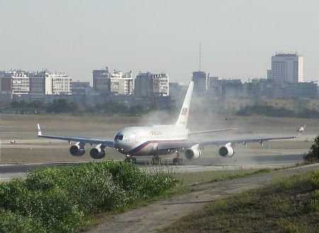Шум самолетов опасен для сердца