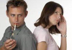 Пассивное курение вызывает инсульт