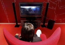 Любовь к телевизору грозит деменцией