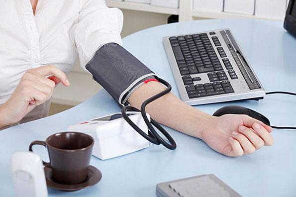 Высокое кровяное давление: причины и лечение
