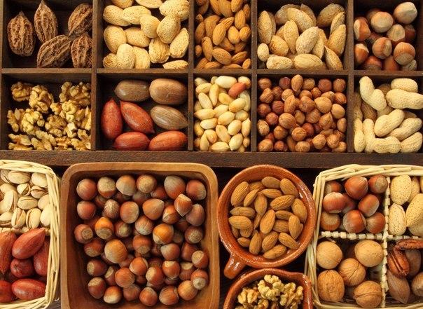 Орехи могут вылечить диабет и снизить риск сердечных заболеваний