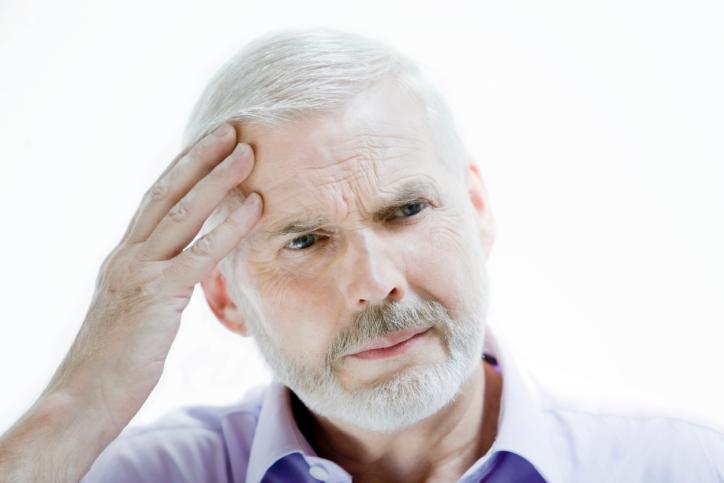 Потеря памяти связана с плохим питанием
