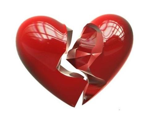 Разрыв долгих отношений может привести к серьезным сердечным заболеваниям