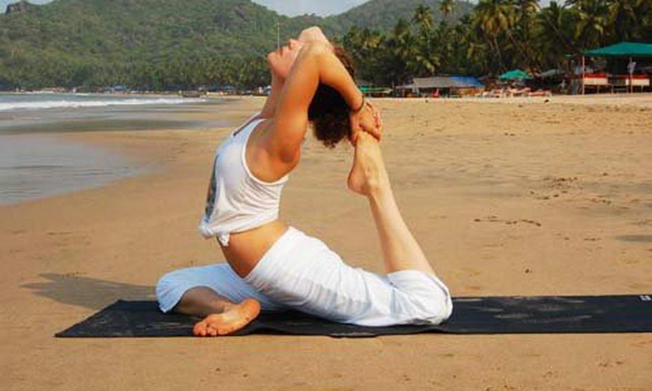 Йога успокаивает сердце