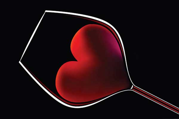 Алкоголь негативно влияет на работу сердца