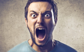 Вспышки гнева приводят к сердечному приступу