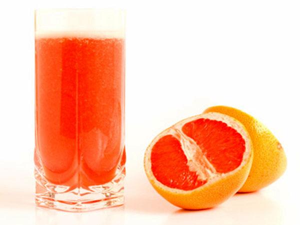 Грейпфрутовый сок защищает сердце