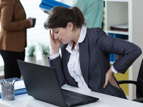 Вероятность инсульта повышается, если работать больше 40 часов в неделю