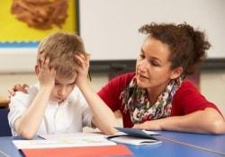 Импульсивное поведение и дефицит внимания могут быть вызваны сотрясением мозга