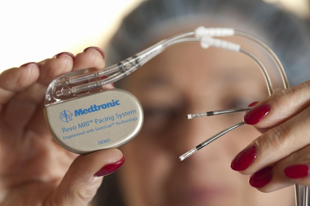 Ученые разработали кардиостимулятор без батареи