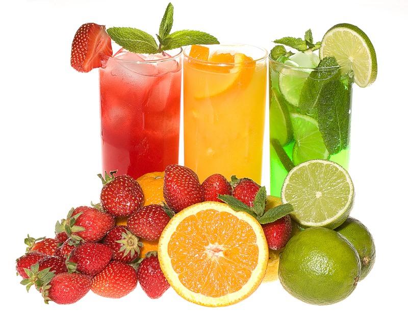 Фруктовый сок поднимает кровяное давление