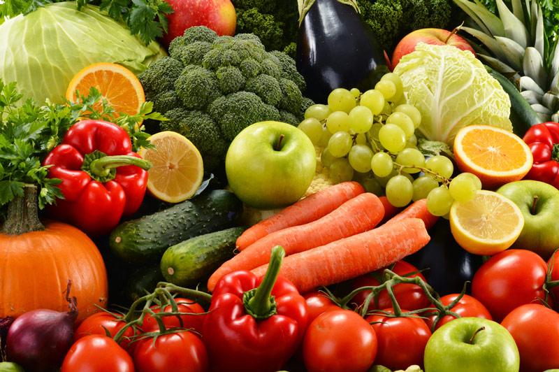 Овощи и фрукты предотвращают инсульт