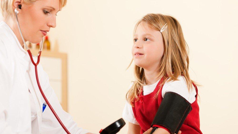 Гипертония диагностируется уже у детей 5 лет