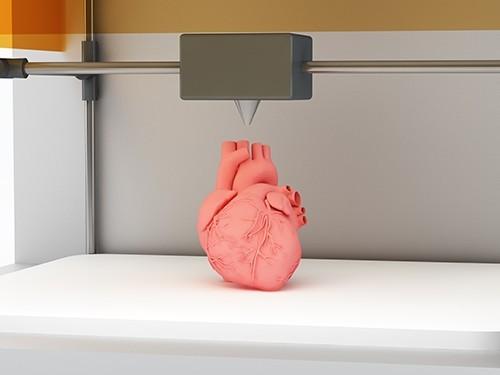 С помощью 3D-принтера можно напечатать кровеносные сосуды
