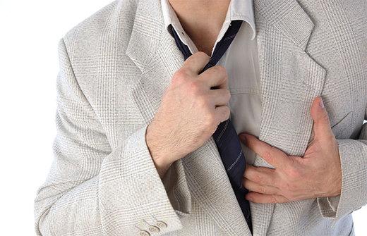 Ученые: вспышки гнева грозят сердечным приступом