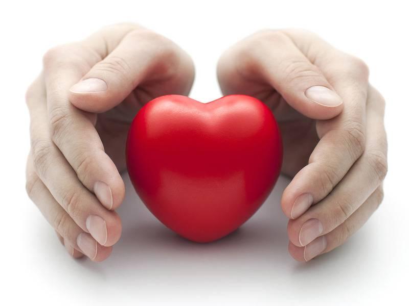 8 правил для здорового сердца