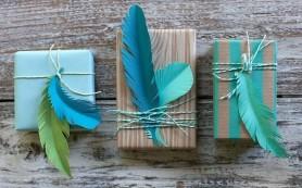 Как сделать упаковку для подарка ребенку