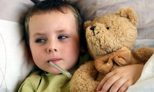 Как лечить ангину у ребенка 2-3 лет