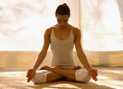 Йога поможет сердцу