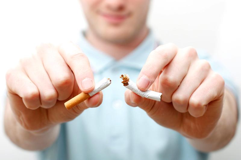 Отказ от курения поможет сердцу, даже если наберете вес