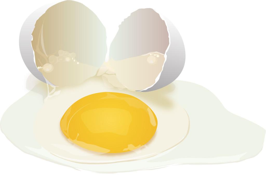 Яичный белок борется с гипертонией