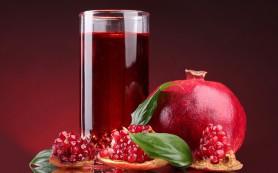 Доказана польза употребления гранатового сока