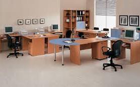История появления офисной мебели