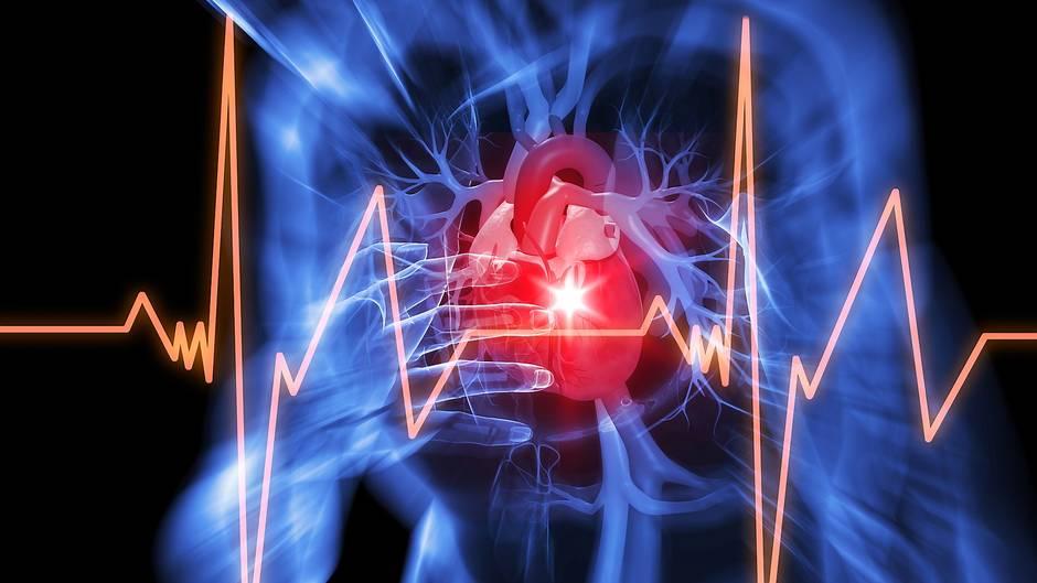 Инфаркт можно предсказать по глазам
