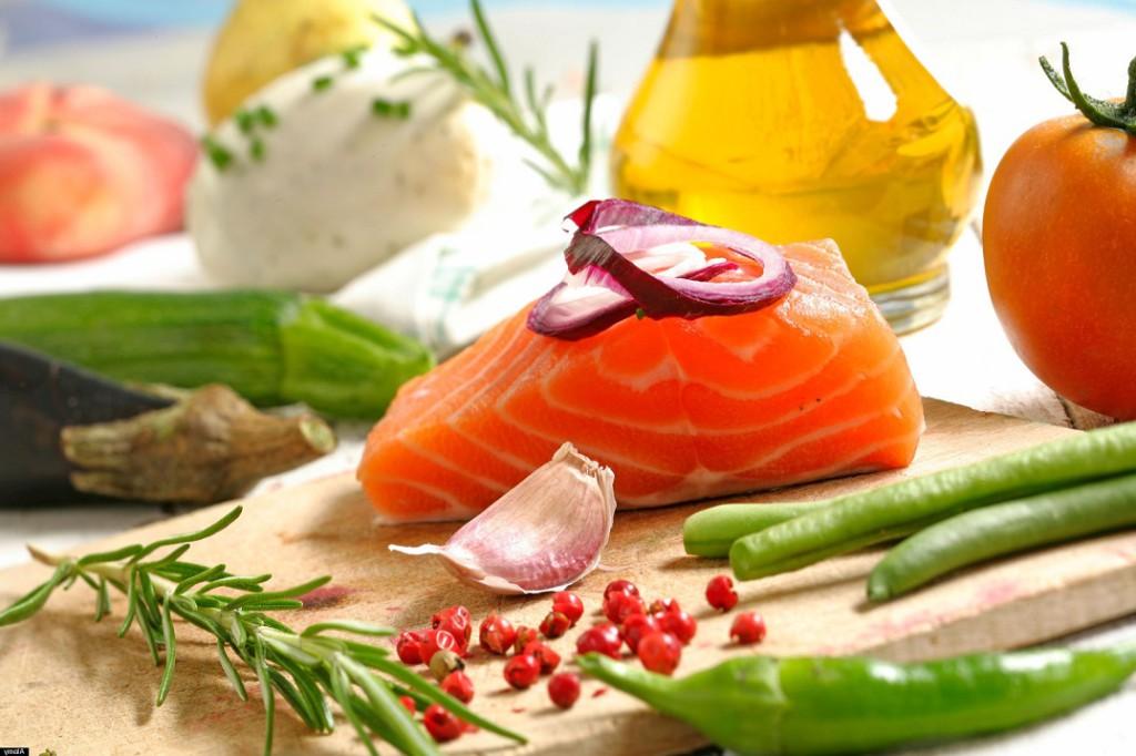 Средиземноморская диета спасает от сердечных заболеваний