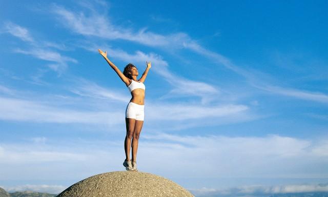 Здоровый образ жизни — залог красоты