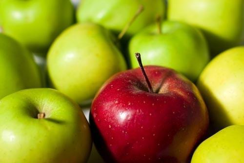 Яблоки полезны для артерий