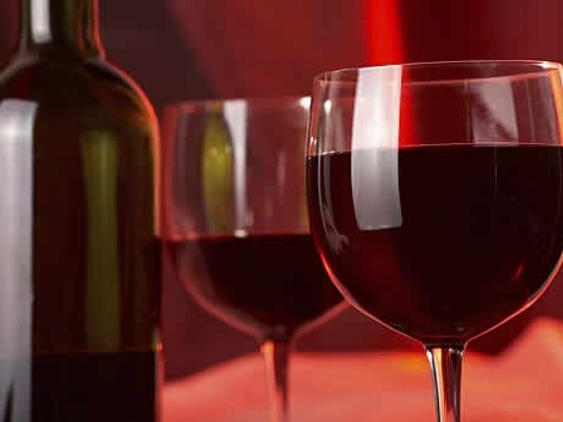 Красное вино защитит сердце диабетиков