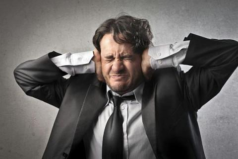 Громкие шумы опасны для здоровья сердца