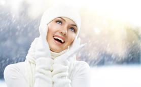 Уход за кожей в зимнее время