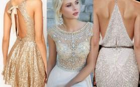 Вечерние платья: тенденции модного сезона 2016 г