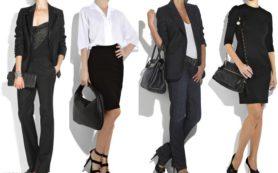 Базовый гардероб женщины или девушки