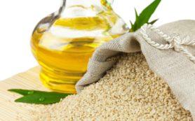 Кунжутное масло полезно при диабете и гипертонии