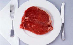 Красное мясо опасно для сердца