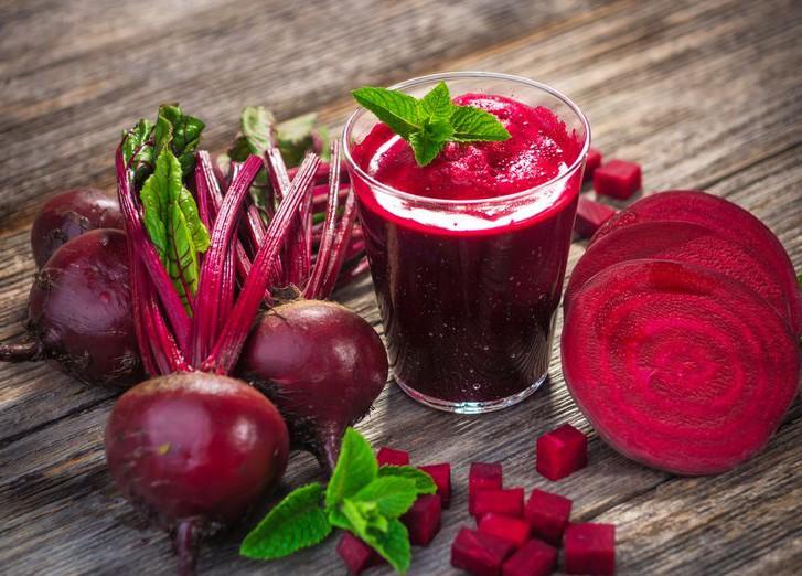 Кровяное давление поможет снизить свекольный сок