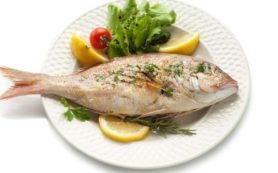 Рыбная диета сохранит ясный ум до глубокой старости