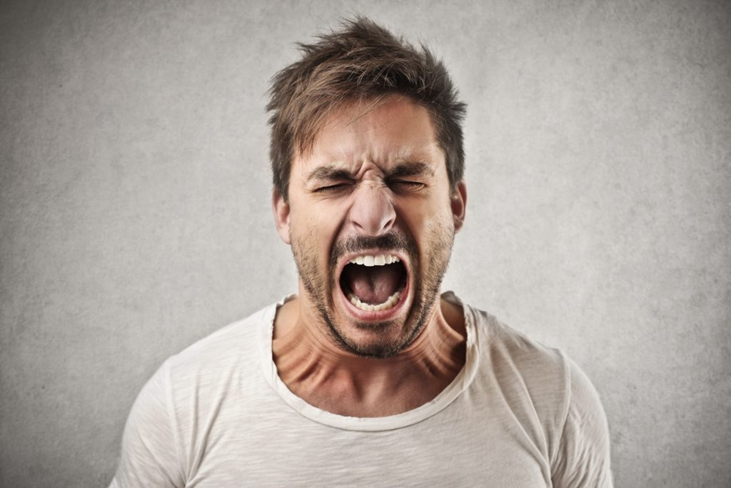 Гнев резко повышает риск инфаркта миокарда