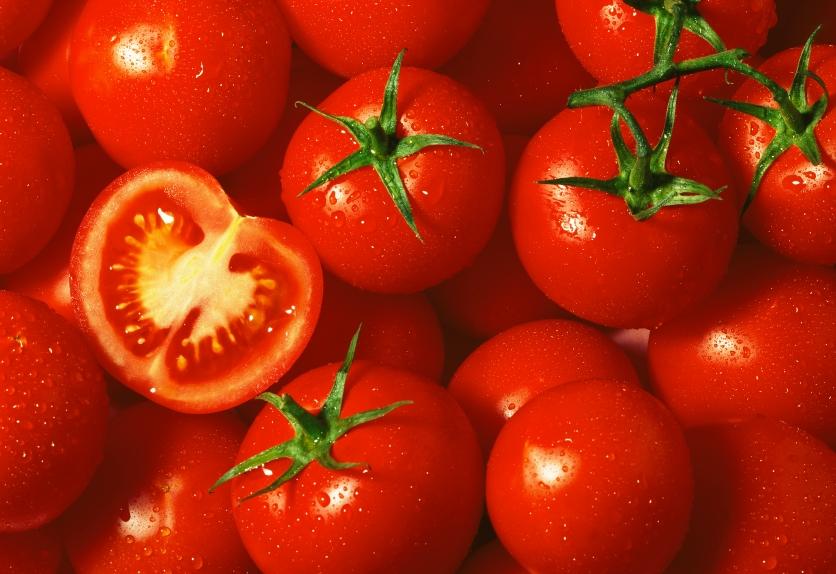 Спелые томаты положительно влияют на сосуды и артерии
