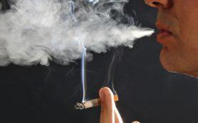 Сигаретный дым меняет форму сердца