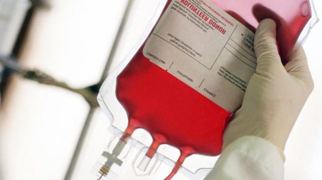 Переливание крови приводит к инфаркту